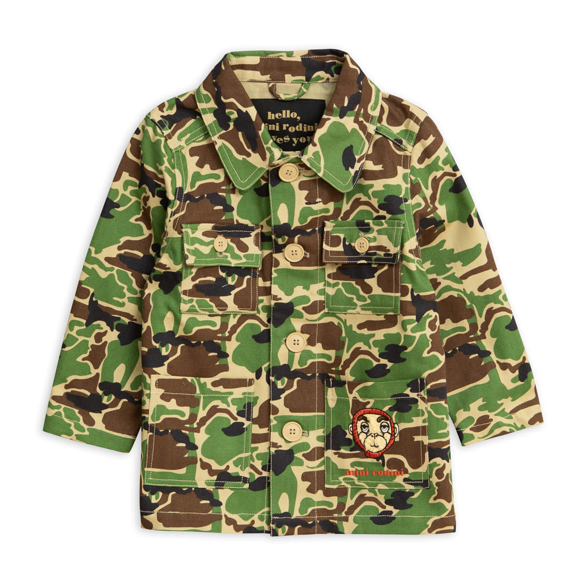 Safari Jacket [Green]