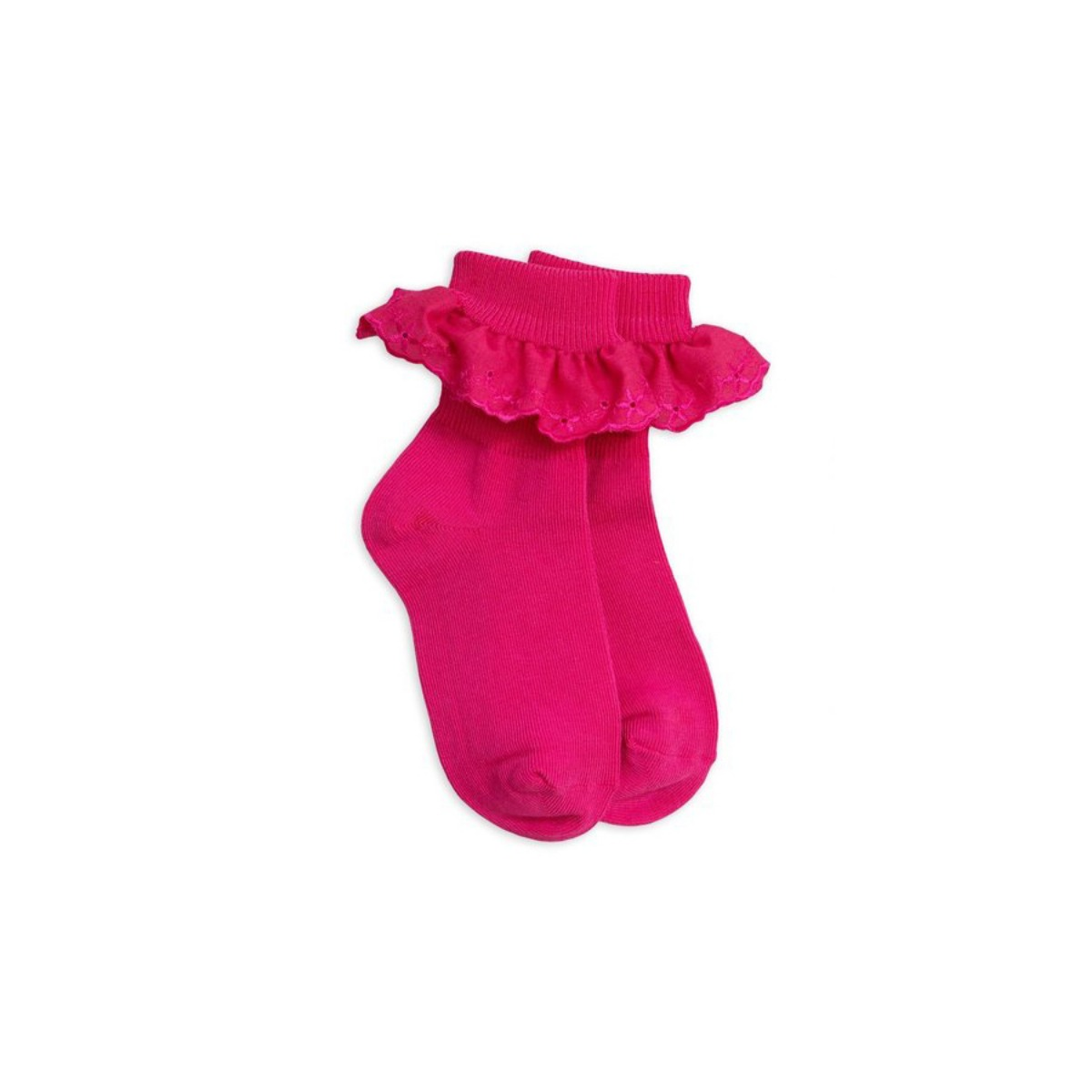 Lace Sock -pink