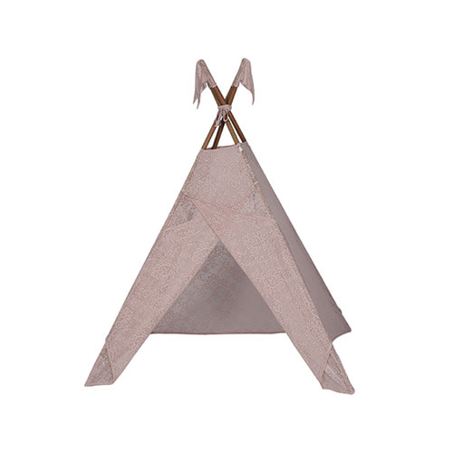 Tipi Tent [Dusty Pink]