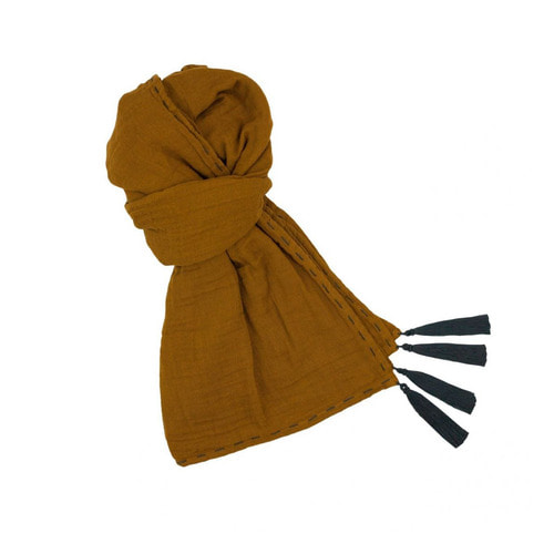 Kid Scarf [Gold]