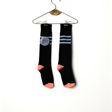 LONG SOCKS STRBIPLEUSE [BLUE]