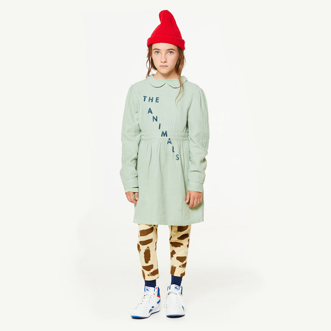 CANARY KIDS DRESS