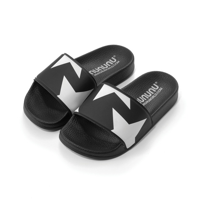 Nununu STAR SLIDERS [BLACK]