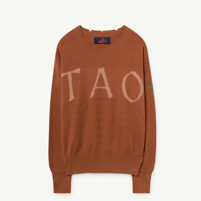 TAO BULL KIDS SWEATER