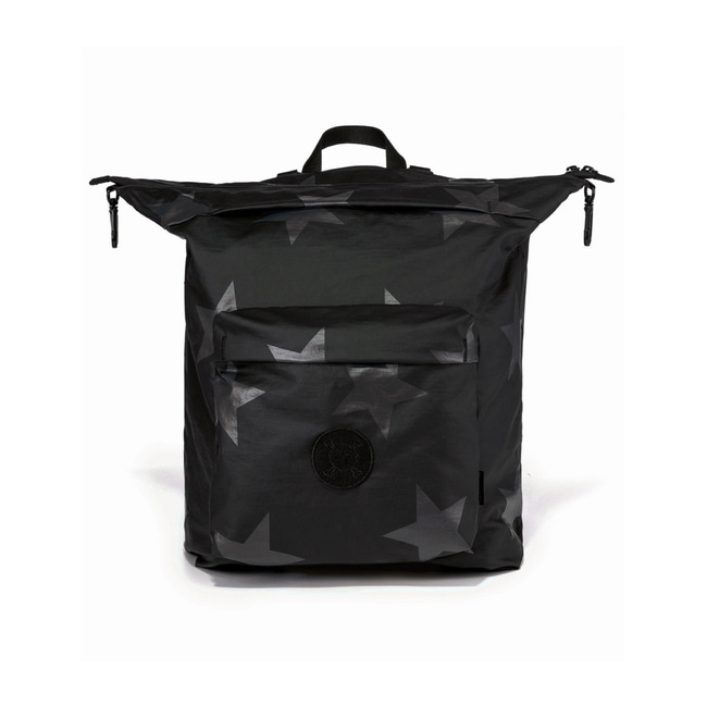 STAR DIAPER BAG [Black]