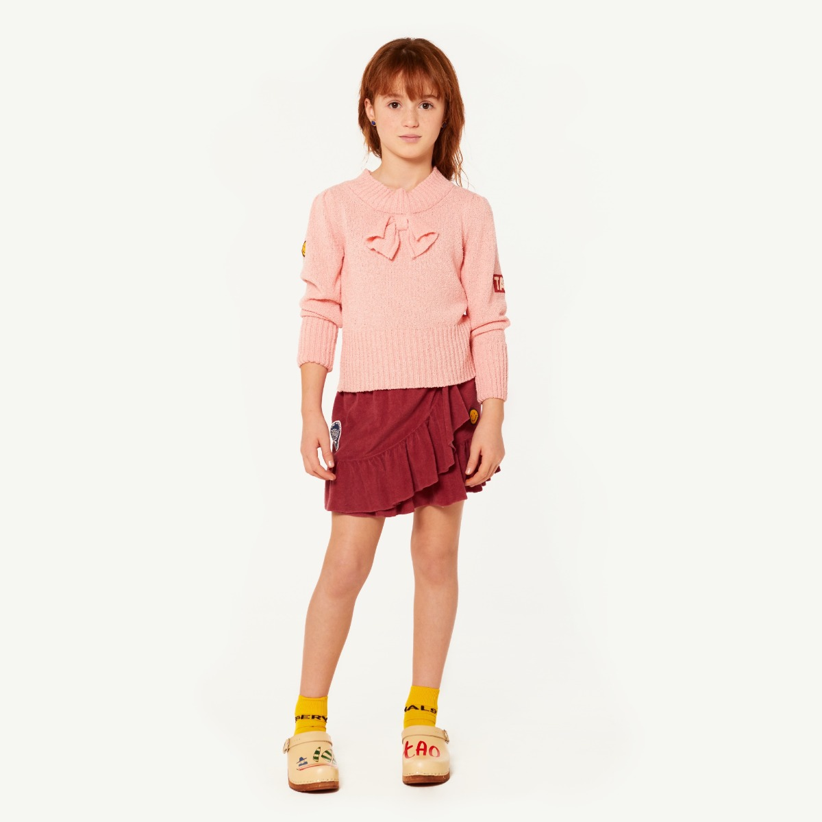 MANATEE KIDS SKIRT