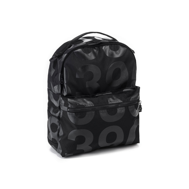 NUMBERED BACKPACK[Black]