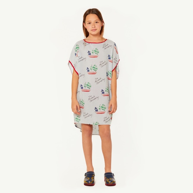 HUMMINGBIRD KIDS DRESS