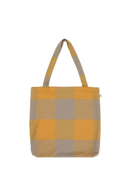 Sack Bag /Golden Check