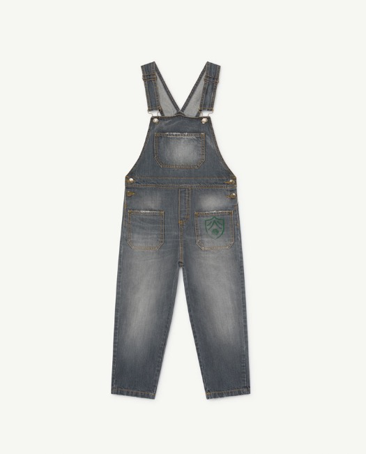 MULE KIDS JUMPSUIT