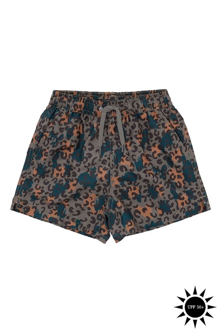 Dandy Swim Pants /Fossil, AOP camoleo swim