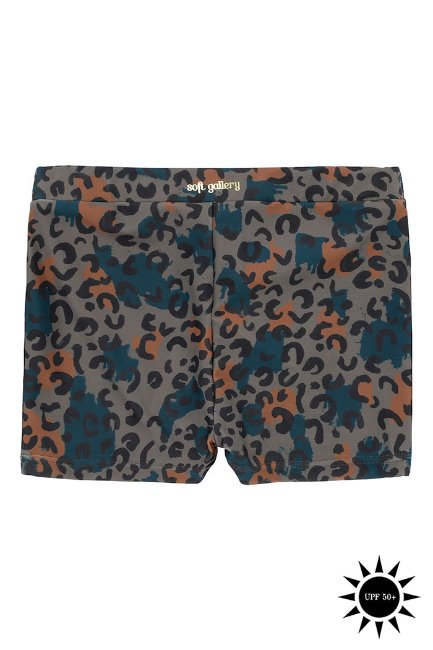 Don Swim Trunk / Fossil, AOP Camoleo Swim