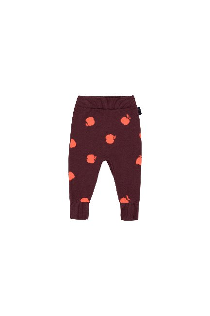 APPLES PANT(aubergine/red )