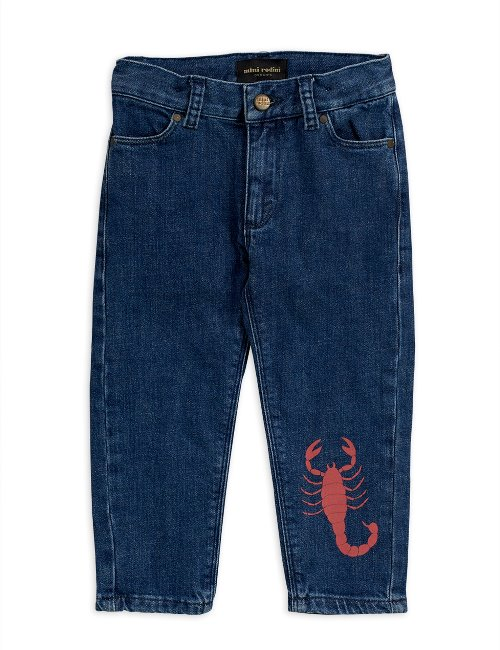 Denim scorpio jeans/blue