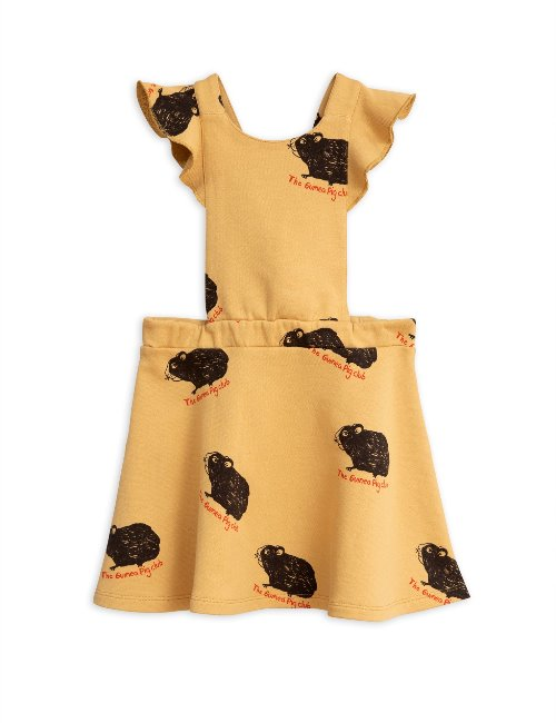 Guinea pig dress( Beige)