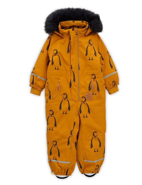 Kebnekaise penguin overall(Brown)
