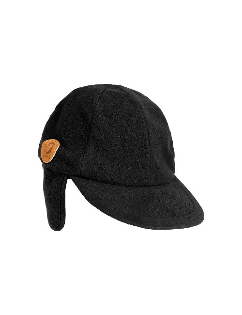 Fleece cap(black)