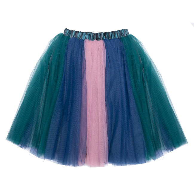 Tulle Skirt Dolly, Multicolou