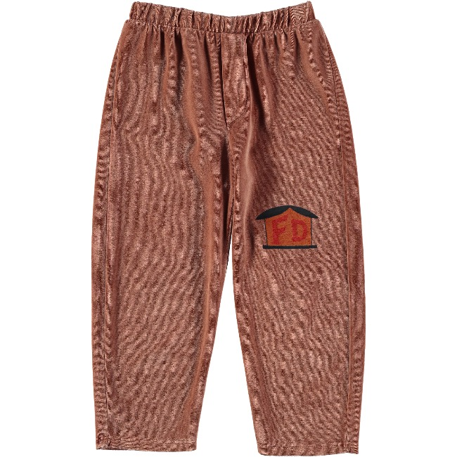 PANTS /Raw Sienna