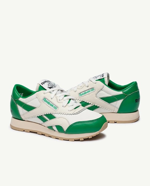 Reebok Classic Nylon Kid x The Animals Observatory GREEN