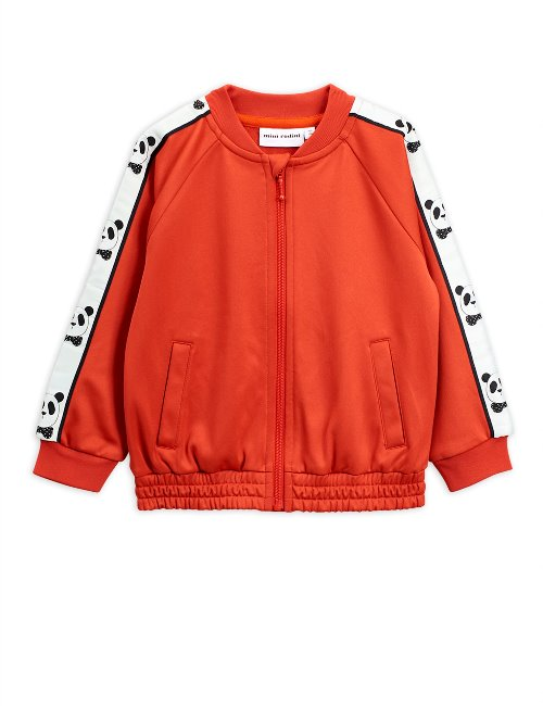 Panda wct jacket -limited edition Red