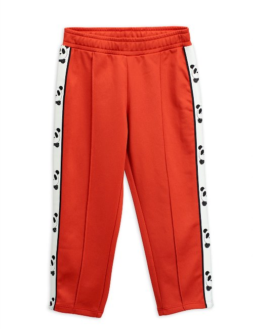 Panda wct trousers - limited edition Red