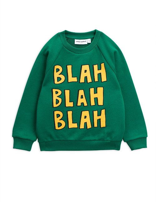 Blah sp sweatshirt Green