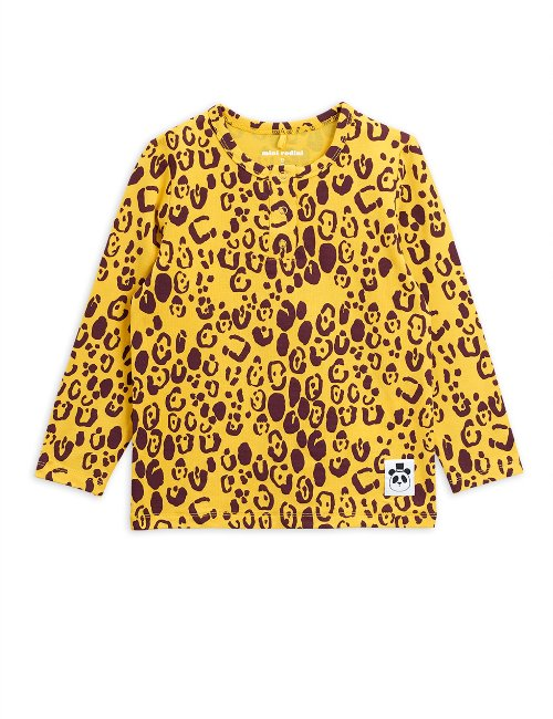 Leopard grandpa Yellow