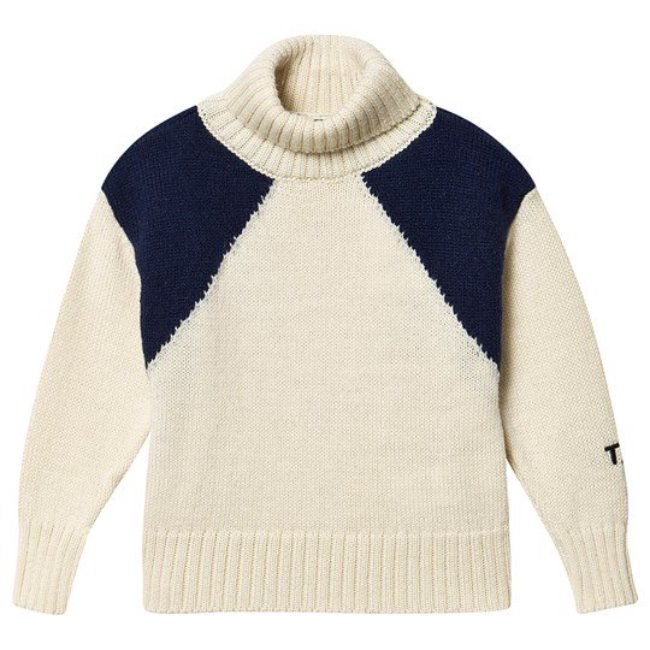 Condor Sweater Blue Tao