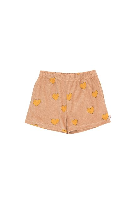 """HEARTS"" SHORT / *light nude/yellow*"