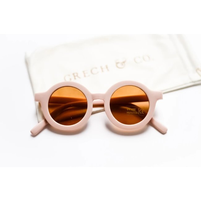 SUSTAINABLE KIDS SUNGLASSES -01 SHELL